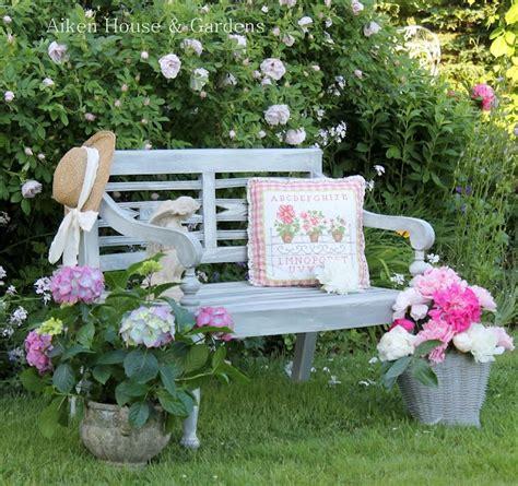 A Beautiful Bench  My Garden Pinterest