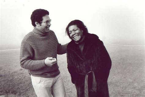 Guy Johnson On Being Dr. Maya Angelou's Son