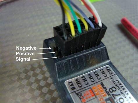wiring fs receiver iab ccd libre pilot cgs pinterest