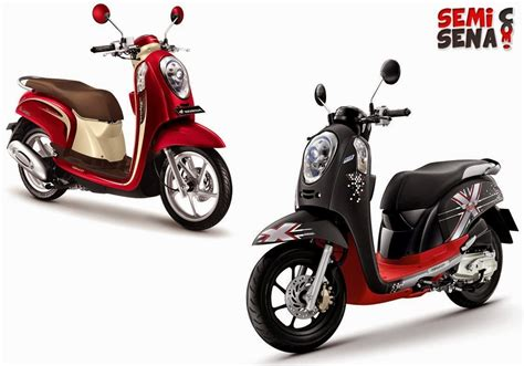 specifications and price honda scoopy fi