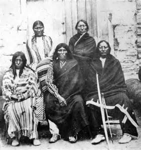 Native American Indians 1800s