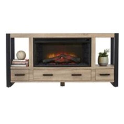 Banff Electric Media Fireplace  Canadian Tire