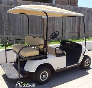 Ezgo Txt 4 Passenger Electric Golf Cart