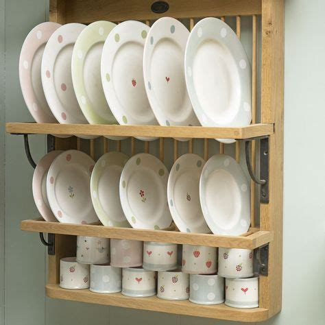 plate rack  susie watson designs    ideas  heaven plate shelves plate racks