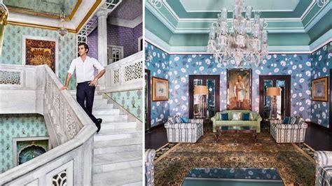maharaja padmanabh singhs private bachelor pad  jaipur