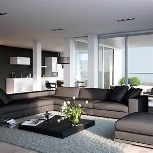 Modernes wohnzimmer gestalten 81 wohnideen bilder deko for Modernes wohnzimmer