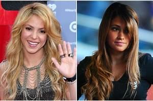 Shakira habla de rivalidad con esposa de Messi