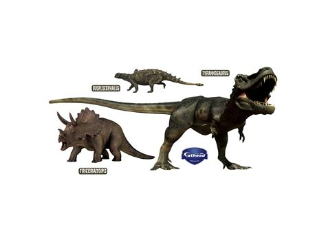 Dinosaur With Flat Head First Facts Armour Covered