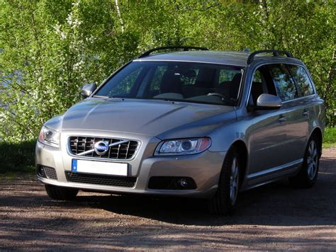 Where Is Volvo From by Volvo V70