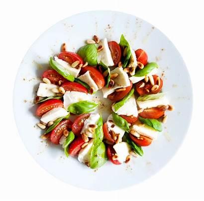 Salad Transparent Background Tomato Clipart Plate Vegetable