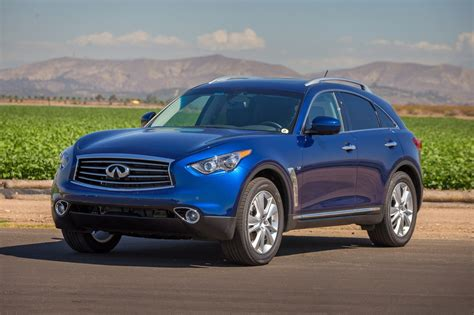 infiniti jeep 2017 2017 infiniti qx70 suv pricing for sale edmunds