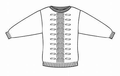 Sweater Coloring Pages Working Portfolio Project