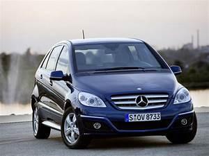 Mercedes Benz Classe B Inspiration : mercedes benz b class technische daten und verbrauch ~ Gottalentnigeria.com Avis de Voitures