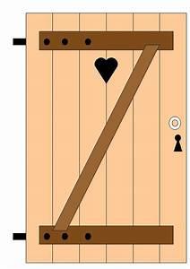 comment fabriquer une porte en bois evtod With comment insonoriser une porte en bois