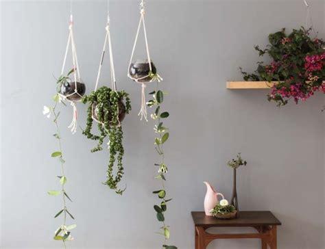 diy macrame plant holders  chic   hang indoor plants