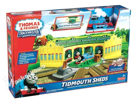 Tidmouth Sheds Trackmaster by Tidmouth Sheds Trackmaster Lookup Beforebuying
