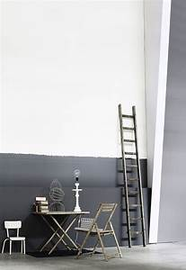 Peindre 2 Murs Sur 4 : 17 meilleures images propos de tendance mur moiti ~ Dailycaller-alerts.com Idées de Décoration