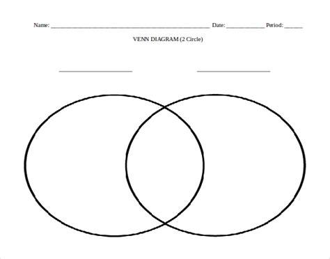 microsoft word venn diagram templates  premium