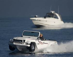 5 Of The Best Amphibious Vehicles