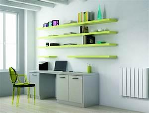 salon bureau diy on pinterest bureaus bureau design and With amenager chambre dans salon