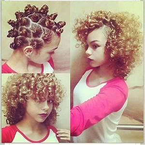 Bantu Knot Out No Heat Curls Natural Hair Curls