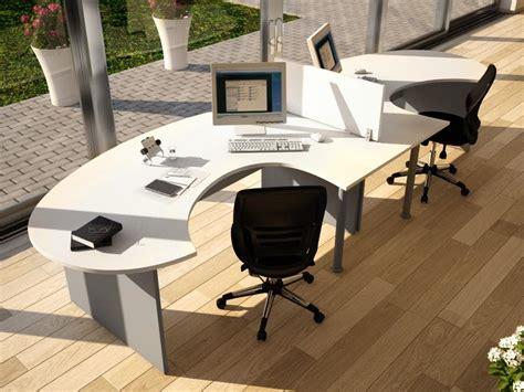 bureau deux personnes bureau bench 2 personnes daily poste compact comparer les