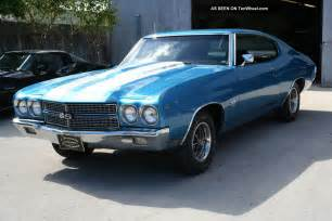 chevy camaro ss automatic 1970 chevelle ss 454 recreation automatic power steering paint l k