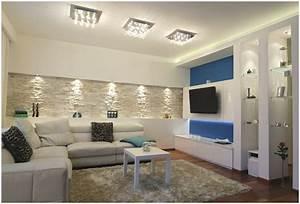 Indirekte Beleuchtung Wohnzimmer : indirekte beleuchtung wohnzimmer ideen hauptdesign ~ Watch28wear.com Haus und Dekorationen