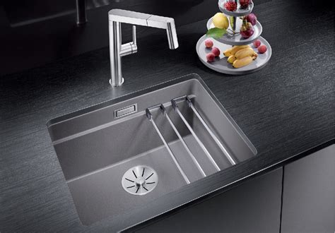 blanco granite undermount kitchen sinks