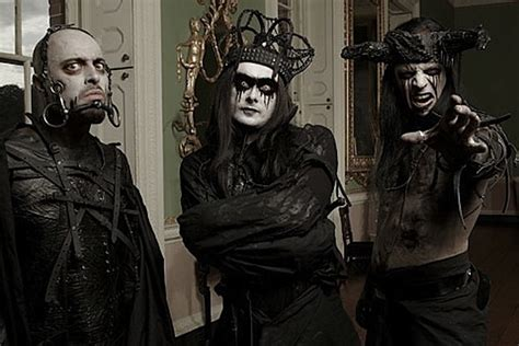 Cradle Of Filth Forced To Cancel 2013 North American Tour