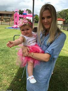Sydney toddler's condition means mum 'can't risk her ...