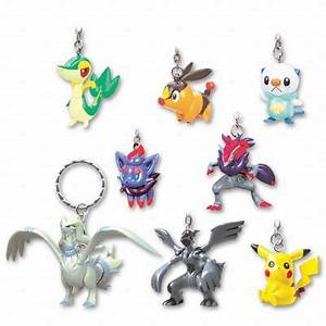 All About Pokemon Figure Aapf Pokemon Bw Figure Key