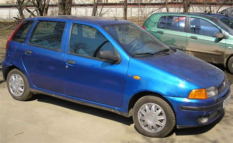 1998 Fiat Punto Pictures For Sale