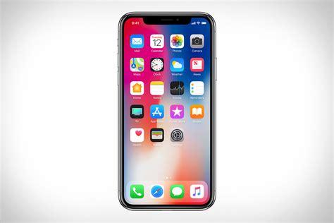 apple iphone x uncrate
