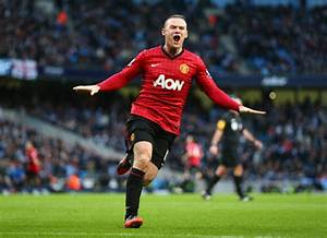 Who is the third best striker in the world? - Wayne Rooney ...