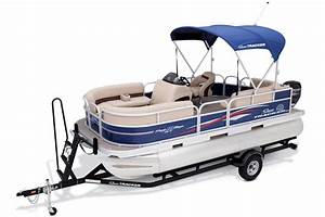 New 2017 Sun Tracker Party Barge 18 DLX Power Boats ...