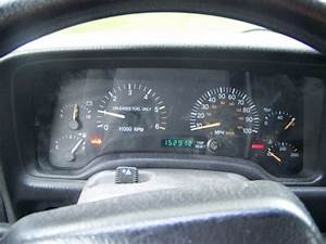 Instrument Panel Removal And Bulb Replacement