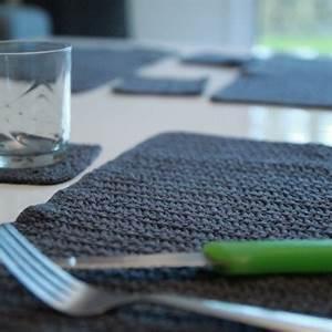 Set De Table Au Crochet : mes sets de table en crochet so crochet ~ Melissatoandfro.com Idées de Décoration