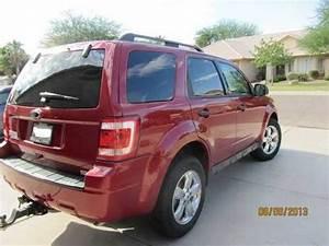 Buy Used 2011 Ford Escape Burgundy 4 Door 4 Cylinder Front