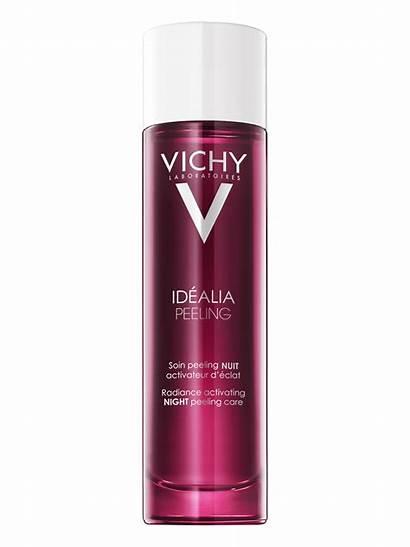 Vichy Idealia Peeling Night Peel Radiance Face