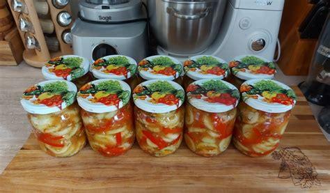 Receptes.lv - Gurķu salātiņi ziemai