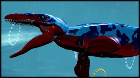 Water Dino! Custom Dinosaurs!