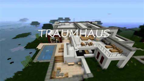 Wie Baut Moderne Häuser In Minecraft by Minecraft Modern House 5 Modernes Haus Hd