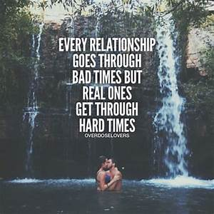 Real Relationships Get Through Hard Times Pictures, Photos ...