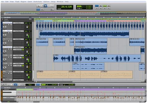 Top 10 Best Audio Editing Software For Pc