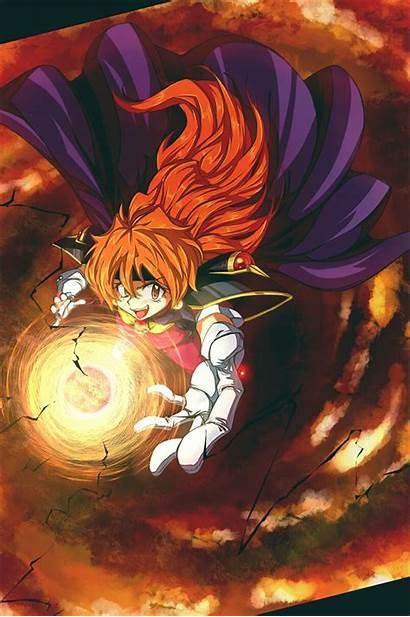 Lina Inverse Slayers Dragon Anime Zerochan Reena