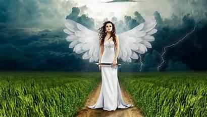Awakening Spiritual Angel Beyond