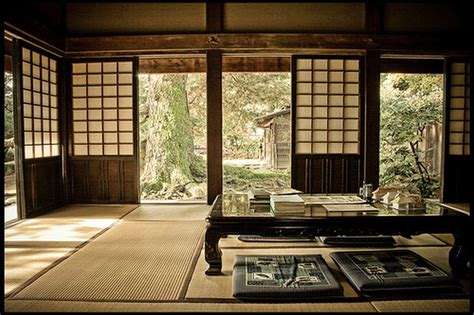 Typical Japanese Bedroom, Japanese Traditional Houses On