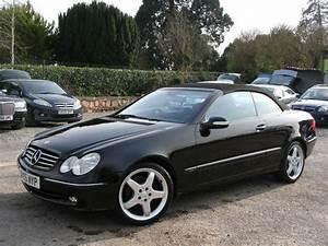 Mercedes Clk 320 Cabriolet : 2005 mercedes benz clk 320 convertible cabriolet v6 3 2 petrol auto amg alloys in taunton ~ Melissatoandfro.com Idées de Décoration