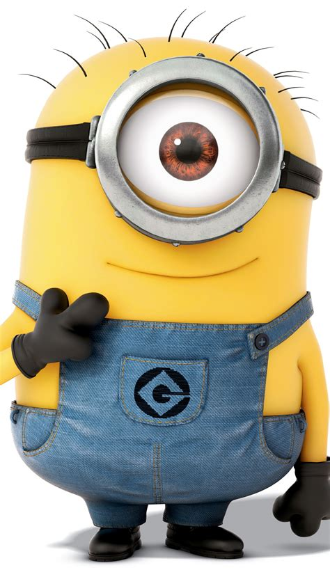 wallpaper stuart  minion funny minions hd